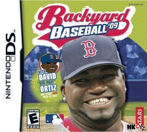 Backyard Baseball '09 - NintendoDS (NDS) ROM - Download
