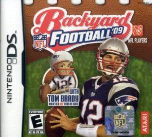 Backyard Football '09 - NintendoDS (NDS) ROM - Download