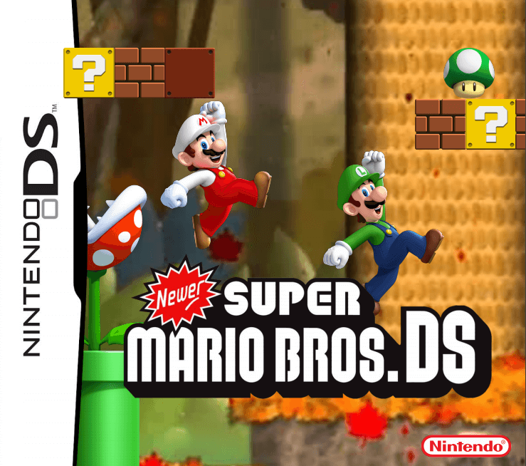 Newer Super Mario Bros Ds Nintendods Nds Rom Download