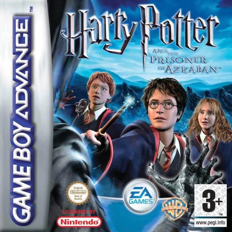 harry potter and the prisoner of azkaban  game boy